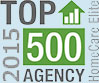 HomeCare Elite 2015 - Top 500 Agency